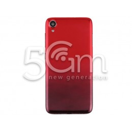 Retro Cover Red Zenfone...