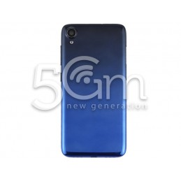 Retro Cover Blue Zenfone...