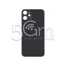 Rear Cover Black iPhone 12...