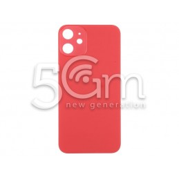 Rear Cover Red iPhone 12 Mini