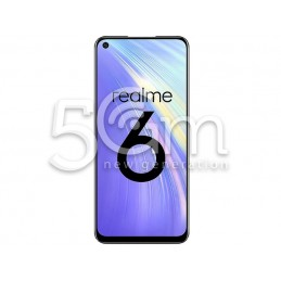 Display Touch Black Realme 6
