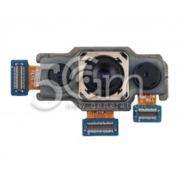 Triple Rear Camera Samsung...