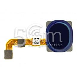 Fingerprint Blue Flat Cable...