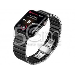Ceramic Strap Black Apple...