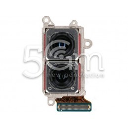 Rear Camera 64MP + 12MP...