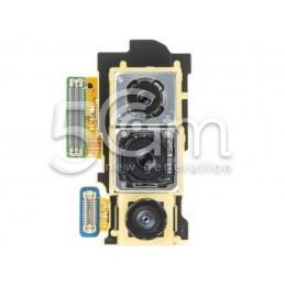 Rear Camera 12 + 12 + 16 MP...