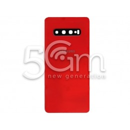 Rear Cover Cardinal Red +...