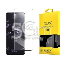 Curved Tempered Glass Black...