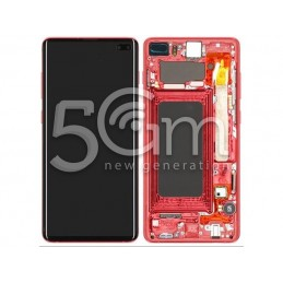 Display Touch Cardinal Red...