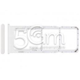 Dual Sim + Micro SD White...