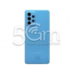 Rear Cover Blue + Camera...