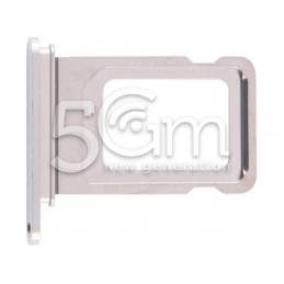 Sim Card Tray Silver iPhone...