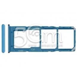 Dual Sim + Micro SD Blue...