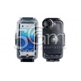 Custodia rigida impermeabile subacquea per Iphone 6