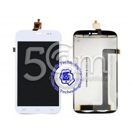 Display Touch Bianco Wiko Darkside