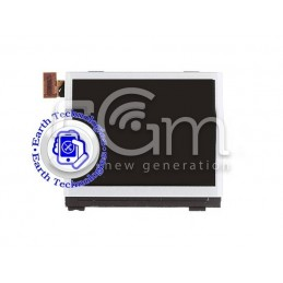 Display 402/444 Bianco BlackBerry 9700