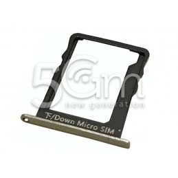 Supporto Sim Card Vers. Gold Huawei Ascend P8 Lite