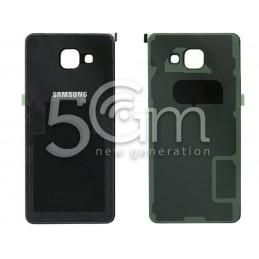Retro Cover Nero Samsung SM-A510