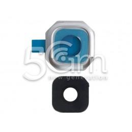 Vetrino Fotocamera + Frame Silver Samsung SM-A310