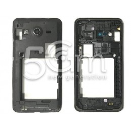 Middle Frame Silver Samsung SM-G355