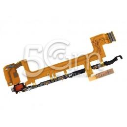 Tasto Accensione Flat Cable Completo Xperia X Performance  F8131