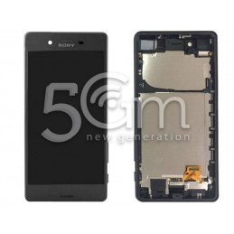 Display Touch Nero + Frame Xperia X Performance F8131
