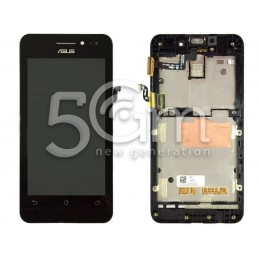 Display Touch Nero + Frame Asus Zenfone 4 (A450CG)