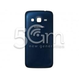 Retro Cover Blu Samsung SM-G3815 Ori
