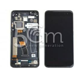 Display Touch Nero + Frame Vodafone Smart Platinum 7
