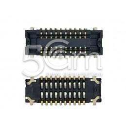 Connettore Su Sceda Madre Receptacle 10 Pin AXE520124  Xperia Z Tablet SGP321 LTE 16G