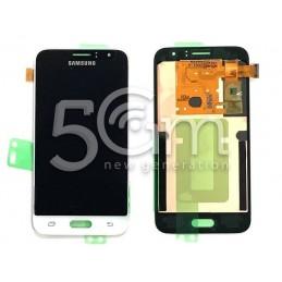 Display Touch Bianco Samsung SM-J120FN
