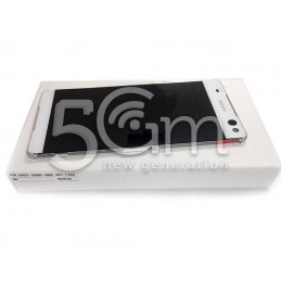 Display Touch Bianco + Frame Xperia C5 Ultra E5533
