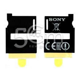 CU Label Tray Xperia C4 E5303