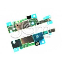 Antenna Small Board + Microfono Sony Xperia M4 Aqua E2303