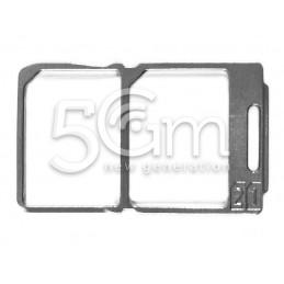 Supporto Dual Sim Card Sony Xperia M5 E5603