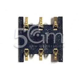 Connettore 3 Pin Su Scheda Madre Connessione Jack Audio Nokia 820 Lumia