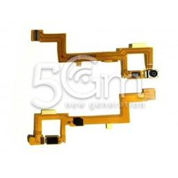 Fotocamera Frontale + Sensore Flat Cable Nokia 640 Lumia