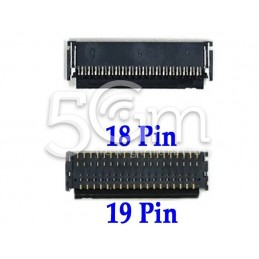 Connettore 19/18 Pin Su Scheda-Madre Connessione Touch Screen IPad 4