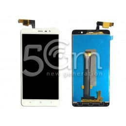 Display Touch Bianco Xiaomi Red Rice Note 3
