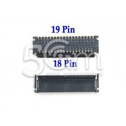 Connettore 19/18 Pin Su Scheda-Madre Connessione Touch Screen IPad 2