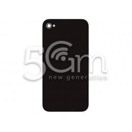 Retro Cover Nero Iphone 4S No Logo