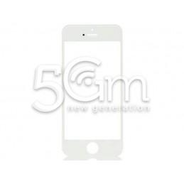 Vetro Bianco Iphone 5-5C-5S-SE