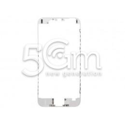 Frame LCD Bianco iPhone 6 Plus Con Biadesivo 3M