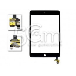 Touch Screen Nero + Flat Completo iPad Mini 3
