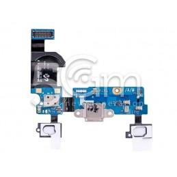 Connettore Di Ricarica Flat Cable Samsung G800f No Logo