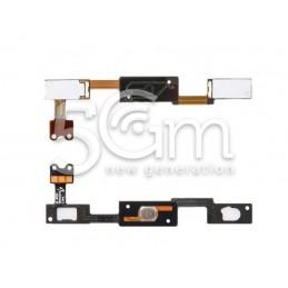 Flat Cable Tasto Home Samsung I9082