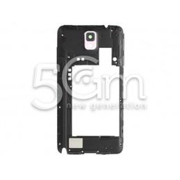 Middle Frame + Suoneria Samsung N9005 Ver Bianca