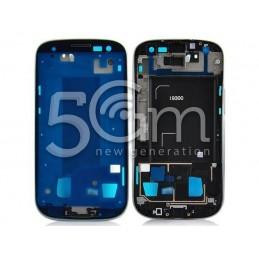 Cornice Lcd Nera Samsung I9300