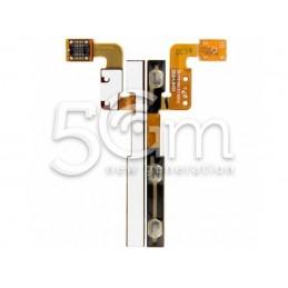 Tasto Accensione + Tasti Volume Flat Cable Samsung P3100
