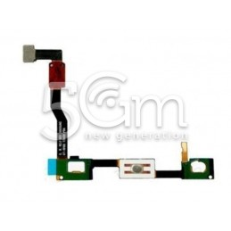 Flat Cable Tasto Home E Sensori Samsung I9100